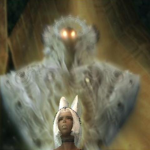 Mjrn possessed by Venat.