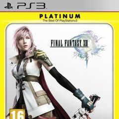 <i>Final Fantasy XIII</i> Platinum<br />PlayStation 3<br />Europe