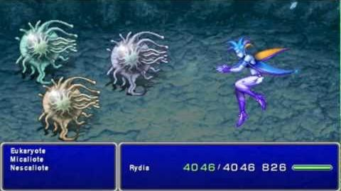 Final Fantasy IV Complete Collection Summons - Shiva