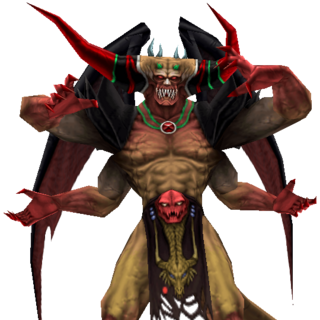 In-game render of Chaos.