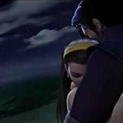 Laguna proposes to Raine.