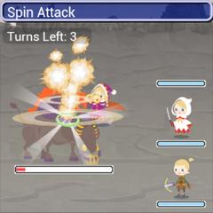 Spinning Attack.