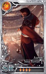 FF10 Auron SR F Artniks2