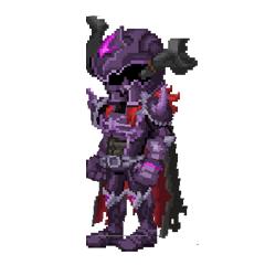 Parai's Dark Knight costume from <i><a href=