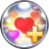 FFRK Heart Shot Icon