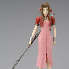 <i>Final Fantasy VII</i> Play Arts figure.