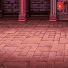 Battle background (Inside during escape) (GBA).