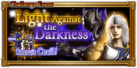 FFRK Light Against the Darkness Event