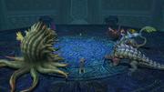 FFX-2 Creature History Menu