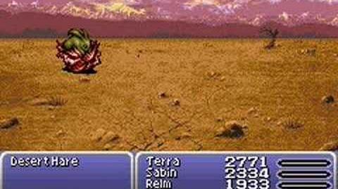 Quetzalli (Final Fantasy VI)