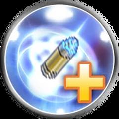 Mustadio's Soul Break icon in <i>Final Fantasy Record Keeper</i>.