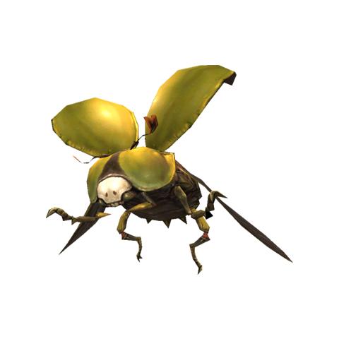 A Luckybug