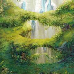 Gugoza Falls.
