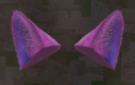 LRFFXIII Violet Cat Ears