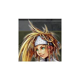 Rikku's Machina Maw portrait.