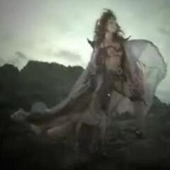 Rosa as portrayed in a commercial for <i>Final Fantasy IV Advance</i>.
