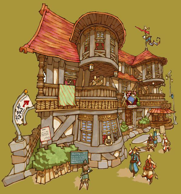 Inn Final Fantasy Wiki FANDOM Powered By Wikia