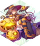 FFLTnS Pumpkin Witch