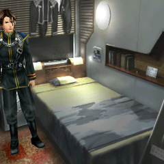 Squall's SeeD uniform.