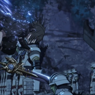 Noctis warpstrikes in <i><a href=