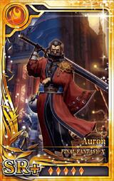 FF10 Auron SR+ F Artniks