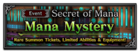 FFBE Event- Mana Mystery