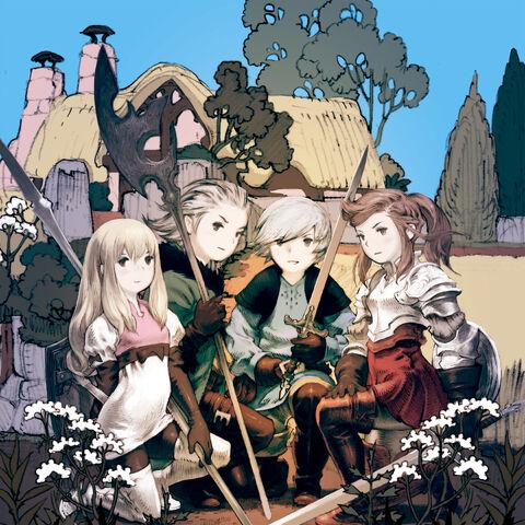 Cover art featuring Brandt with Aire, Yunita, and Jusqua.