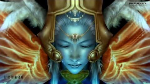 Final Fantasy XII - Ultima, the High Seraph (♍ Virgo) 聖天使アルテマ Eschaton 完全アルテマ
