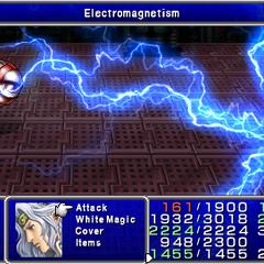 Electromagnetism (PSP).
