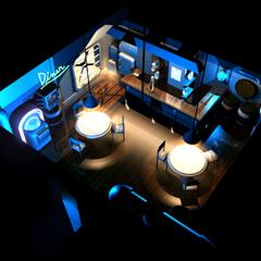 Junon bar.