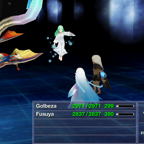 Leviathan in the iOS version.
