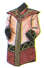 Scholar Robe FFIII Art