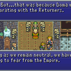 The Elder's comment on the extermination of Doma.