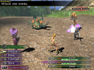 FFX-2 Warrior Attack