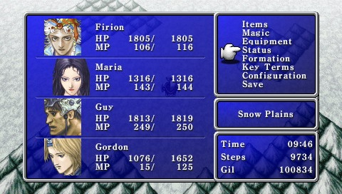 Tập tin:FFII PSP Main Menu.jpg