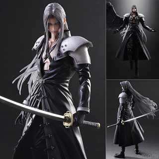 <i>Advent Children</i> Play Arts. Release: Dec 2016