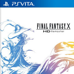 PS Vita Japanese <i>Final Fantasy X</i>.