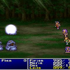 Holy1 in <i>Final Fantasy II</i> (PS).
