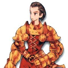 Delita of the Blackram Knights.
