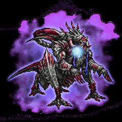 Calamity Ultima Weapon.