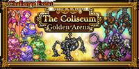 FFRK The Coliseum -Golden Arena- Event