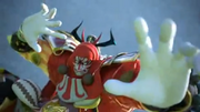 Gilgamesh Kabuki Pose