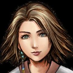Yuna's Festivalist portrait.
