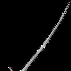 Terra's sword.