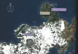 Niflheim Map FFXV