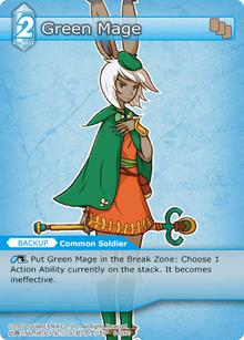 8-026c - Green Mage