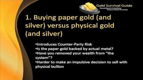 7 Deadliest Mistakes When Buying Gold and Silver - Video 1