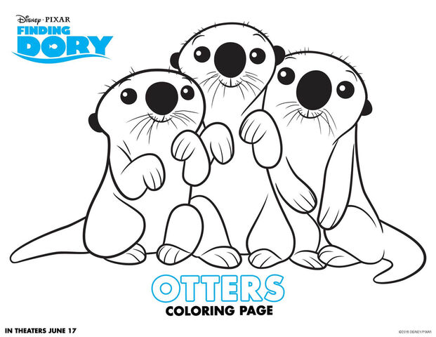 File:Otters coloring.jpg