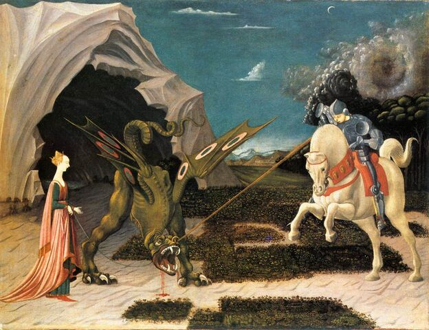 File:St.George and The Dragon.jpg