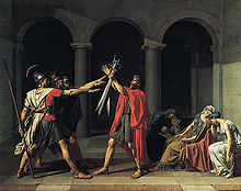 File:220px-Jacques-Louis David, Le Serment des Horaces.jpg